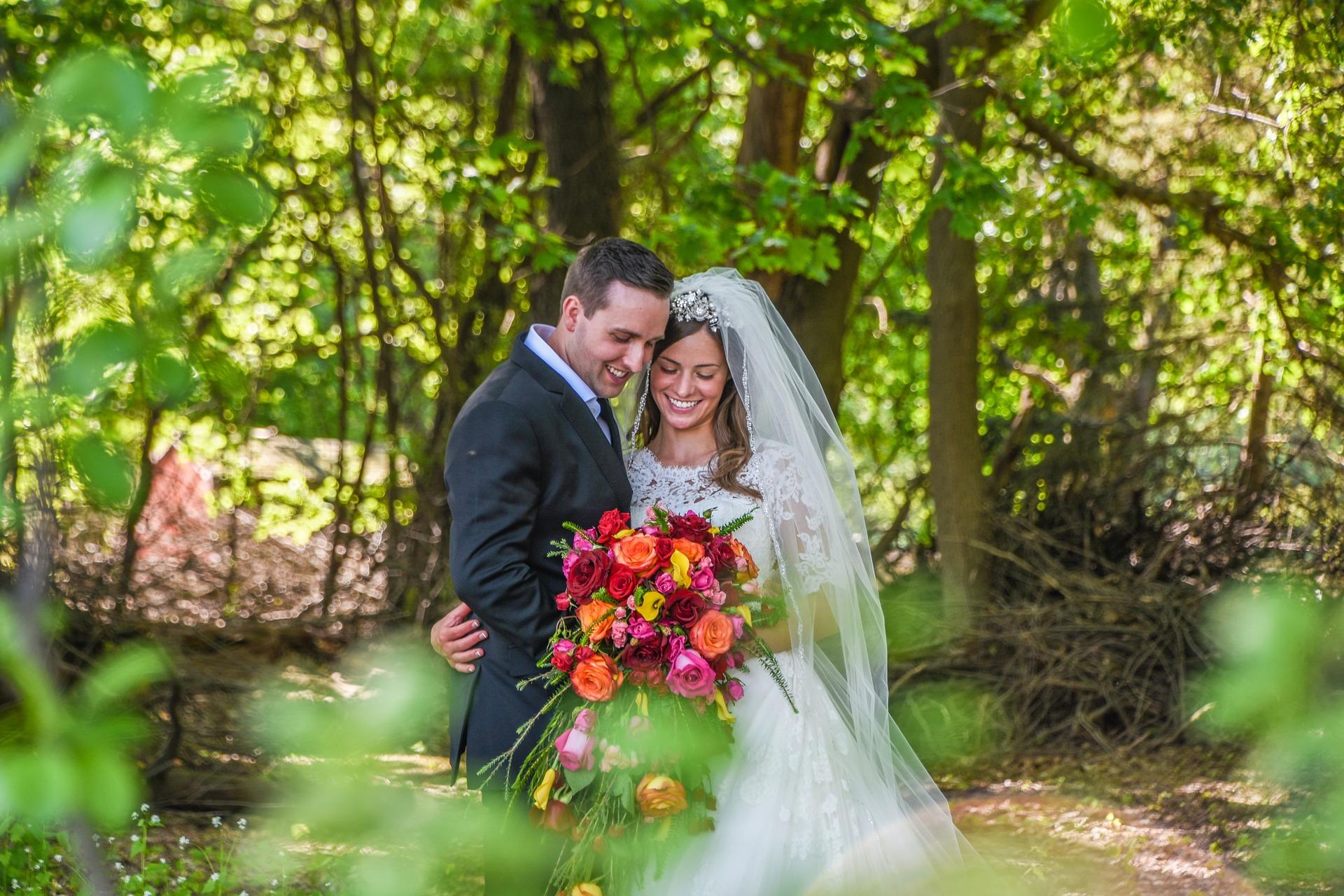 5 קונספטים לחתונה בשנת 2019