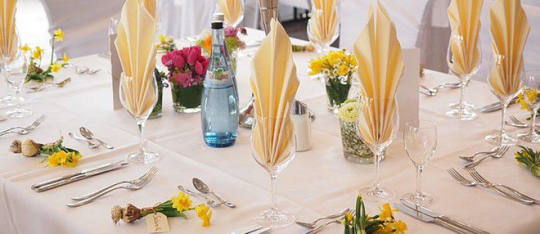 עיצוב אולם לחתונה: המדריך המלא